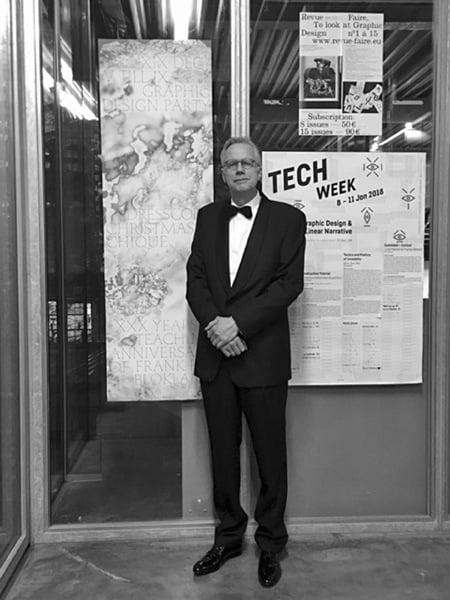 Dr. Frank E. Blokland's 30 years anniversary at the KABK
