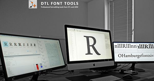 DTL FoundryMaster on the desktop