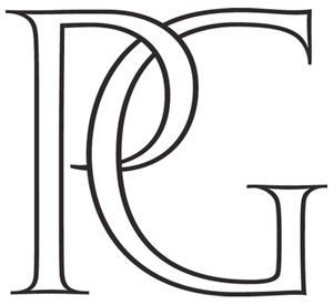 Frank E. Blokland's redesign of Jan van Krimpen's logo for the Plantin Society