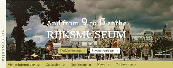 Rijksmuseum Amsterdam and DTL Documenta